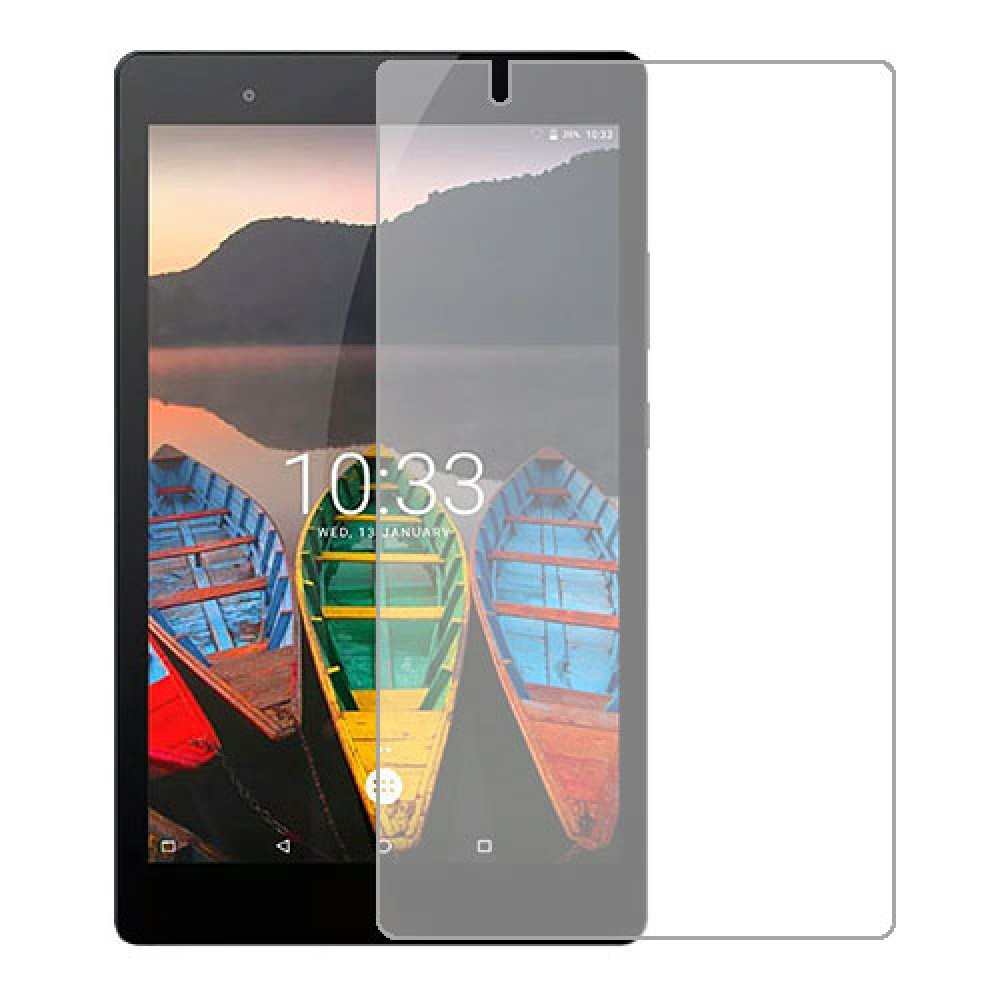 Lenovo Tab3 8 Plus Screen Protector Hydrogel Transparent (Silicone) One Unit Screen Mobile