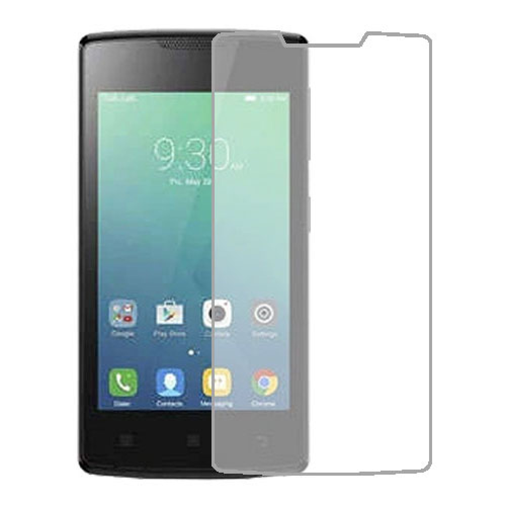Lenovo Vibe A Screen Protector Hydrogel Transparent (Silicone) One Unit Screen Mobile