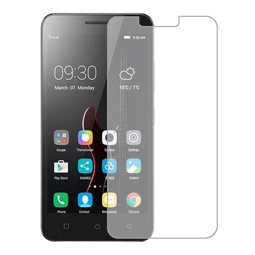 Lenovo Vibe C Screen Protector Hydrogel Transparent (Silicone) One Unit Screen Mobile