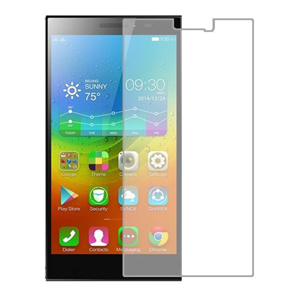 Lenovo Vibe Z2 Screen Protector Hydrogel Transparent (Silicone) One Unit Screen Mobile