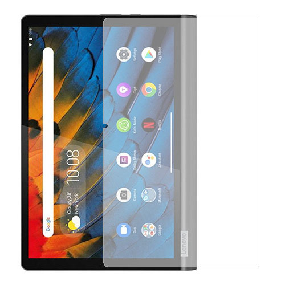 Lenovo Yoga Smart Tab Screen Protector Hydrogel Transparent (Silicone) One Unit Screen Mobile
