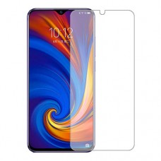 Lenovo Z5s Screen Protector Hydrogel Transparent (Silicone) One Unit Screen Mobile