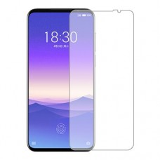 Meizu 16s Screen Protector Hydrogel Transparent (Silicone) One Unit Screen Mobile