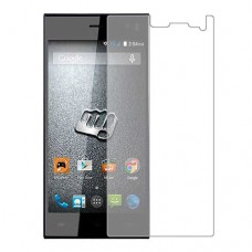 Micromax A99 Canvas Xpress Screen Protector Hydrogel Transparent (Silicone) One Unit Screen Mobile