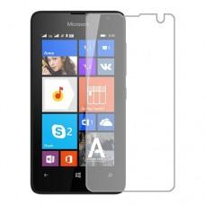 Microsoft Lumia 430 Dual SIM Screen Protector Hydrogel Transparent (Silicone) One Unit Screen Mobile
