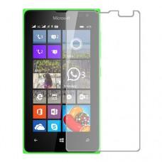 Microsoft Lumia 435 Dual SIM Screen Protector Hydrogel Transparent (Silicone) One Unit Screen Mobile