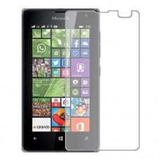 Microsoft Lumia 532 Dual SIM Screen Protector Hydrogel Transparent (Silicone) One Unit Screen Mobile