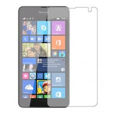 Microsoft Lumia 535 Screen Protector Hydrogel Transparent (Silicone) One Unit Screen Mobile