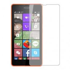Microsoft Lumia 540 Dual SIM Screen Protector Hydrogel Transparent (Silicone) One Unit Screen Mobile