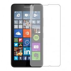 Microsoft Lumia 640 Dual SIM Screen Protector Hydrogel Transparent (Silicone) One Unit Screen Mobile
