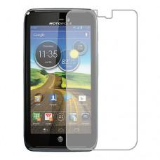 Motorola ATRIX HD MB886 Screen Protector Hydrogel Transparent (Silicone) One Unit Screen Mobile