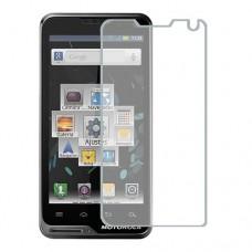 Motorola ATRIX TV XT682 Screen Protector Hydrogel Transparent (Silicone) One Unit Screen Mobile
