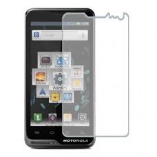 Motorola ATRIX TV XT687 Screen Protector Hydrogel Transparent (Silicone) One Unit Screen Mobile