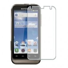 Motorola DEFY XT XT556 Screen Protector Hydrogel Transparent (Silicone) One Unit Screen Mobile