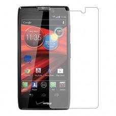 Motorola DROID RAZR MAXX HD Screen Protector Hydrogel Transparent (Silicone) One Unit Screen Mobile