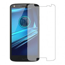Motorola Droid Turbo 2 Screen Protector Hydrogel Transparent (Silicone) One Unit Screen Mobile