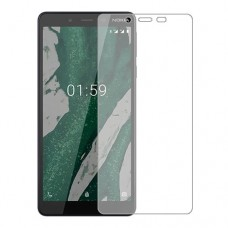 Nokia 1 Plus Screen Protector Hydrogel Transparent (Silicone) One Unit Screen Mobile