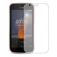 Nokia 1 Screen Protector Hydrogel Transparent (Silicone) One Unit Screen Mobile