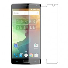 OnePlus 2 Screen Protector Hydrogel Transparent (Silicone) One Unit Screen Mobile