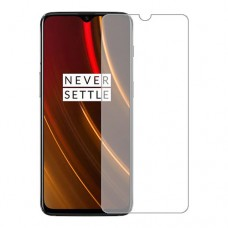 OnePlus 6T McLaren Screen Protector Hydrogel Transparent (Silicone) One Unit Screen Mobile
