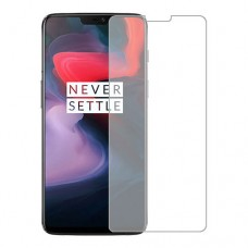OnePlus 6 Screen Protector Hydrogel Transparent (Silicone) One Unit Screen Mobile