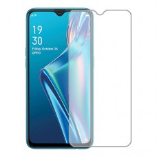 Oppo A12 Screen Protector Hydrogel Transparent (Silicone) One Unit Screen Mobile