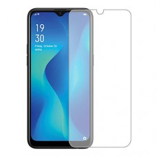 Oppo A1k Screen Protector Hydrogel Transparent (Silicone) One Unit Screen Mobile
