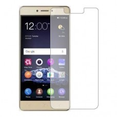 QMobile King Kong Max Screen Protector Hydrogel Transparent (Silicone) One Unit Screen Mobile
