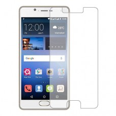 QMobile Noir A6 Screen Protector Hydrogel Transparent (Silicone) One Unit Screen Mobile