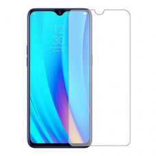 Realme 3 Pro Screen Protector Hydrogel Transparent (Silicone) One Unit Screen Mobile