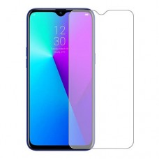 Realme 3i Screen Protector Hydrogel Transparent (Silicone) One Unit Screen Mobile