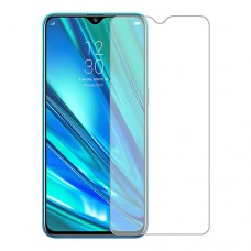 Realme 5 Pro Screen Protector Hydrogel Transparent (Silicone) One Unit Screen Mobile