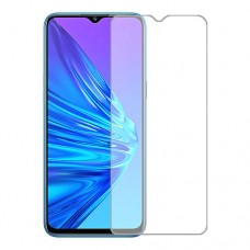 Realme 5 Screen Protector Hydrogel Transparent (Silicone) One Unit Screen Mobile