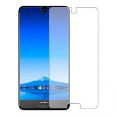 Sharp Aquos S2 Screen Protector Hydrogel Transparent (Silicone) One Unit Screen Mobile