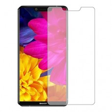 Sharp Aquos S3 High Screen Protector Hydrogel Transparent (Silicone) One Unit Screen Mobile