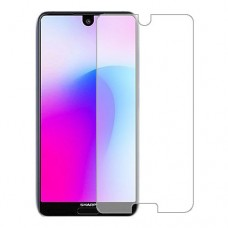 Sharp Aquos S3 mini Screen Protector Hydrogel Transparent (Silicone) One Unit Screen Mobile