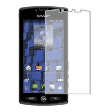 Sharp Aquos SH80F Screen Protector Hydrogel Transparent (Silicone) One Unit Screen Mobile