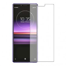 Sony Xperia 1 Screen Protector Hydrogel Transparent (Silicone) One Unit Screen Mobile