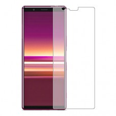 Sony Xperia 5 Screen Protector Hydrogel Transparent (Silicone) One Unit Screen Mobile