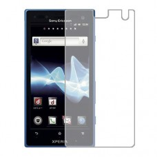 Sony Xperia acro HD SO-03D Screen Protector Hydrogel Transparent (Silicone) One Unit Screen Mobile