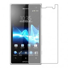 Sony Xperia acro S Screen Protector Hydrogel Transparent (Silicone) One Unit Screen Mobile