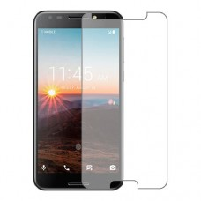 T-Mobile Revvl Screen Protector Hydrogel Transparent (Silicone) One Unit Screen Mobile