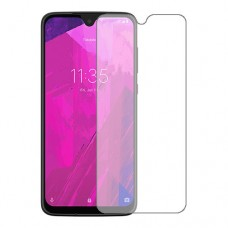 T-Mobile Revvlry+ Screen Protector Hydrogel Transparent (Silicone) One Unit Screen Mobile