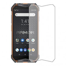 Ulefone Armor 3WT Screen Protector Hydrogel Transparent (Silicone) One Unit Screen Mobile