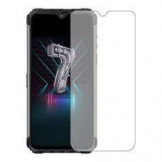 Ulefone Armor 7 Screen Protector Hydrogel Transparent (Silicone) One Unit Screen Mobile