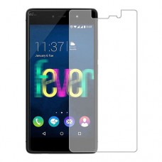 Wiko Fever 4G Screen Protector Hydrogel Transparent (Silicone) One Unit Screen Mobile