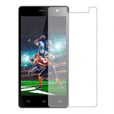 XOLO Era X Screen Protector Hydrogel Transparent (Silicone) One Unit Screen Mobile