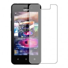 Yezz Andy 4E4 Screen Protector Hydrogel Transparent (Silicone) One Unit Screen Mobile