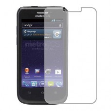 ZTE Avid 4G Screen Protector Hydrogel Transparent (Silicone) One Unit Screen Mobile