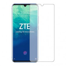 ZTE Axon 10 Pro 5G Screen Protector Hydrogel Transparent (Silicone) One Unit Screen Mobile
